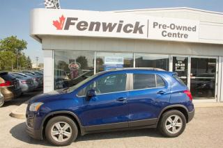 Used 2015 Chevrolet Trax FWD 1LT for sale in Sarnia, ON