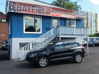Used 2014 Volkswagen Tiguan Trendline 4Motion AWD **Alloys/Heated Seats/Bluetooth** for sale in Barrie, ON