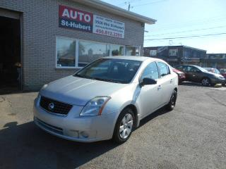 Used 2009 Nissan Sentra 2.0 SE ** 107 000 KM ** for sale in Saint-hubert, QC