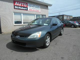 Used 2004 Honda Accord LX-G for sale in Saint-hubert, QC