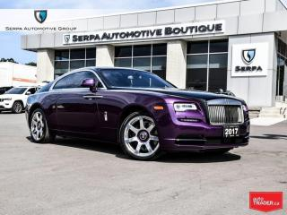 Used 2017 Rolls Royce Wraith for sale in Aurora, ON