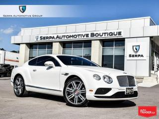 Used 2017 Bentley Continental GT V8 for sale in Aurora, ON