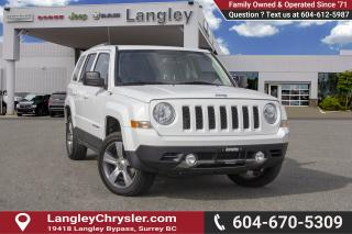 Used 2016 Jeep Patriot Sport/North <B>*SINGLE OWNER*<B> for sale in Surrey, BC