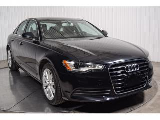 Used 2015 Audi A6 Quattro Cuir 2 Tons for sale in St-Hubert, QC