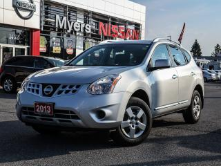 Used 2013 Nissan Rogue S AWD power locks, tilt steering, cruise control, CD, Bluetooth, for sale in Orleans, ON