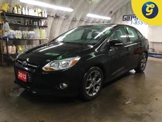 Used 2013 Ford Focus SE*SUNROOF*TOUCH SCREEN 4 INCH*FORD SYNC PHONE CONNECT*POWER WINDOWS/MIRRORS/LOCKS*KEYLESS ENTRY*CLIMATE CONTROL*HANDSFREE VOICE COMMAND/RECOGNITION* for sale in Cambridge, ON