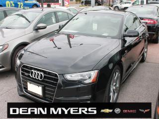 Used 2013 Audi A5 Quattro 2.0t for sale in North York, ON