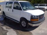 Photo of White 2017 GMC Savana