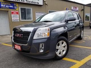 Used 2010 GMC Terrain NO TAX SALE 1 WEEK ONLY-SLE-1-AWD-BACK UP CAMERA for sale in Tilbury, ON