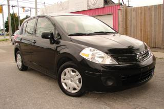 Used 2012 Nissan Versa 1.8 SL for sale in Mississauga, ON