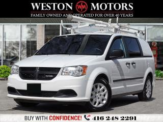 Used 2014 Dodge Ram Van CARGO*ROOF RACK*SHELVING*PWR GRP*RDY FOR WORK!! for sale in Toronto, ON