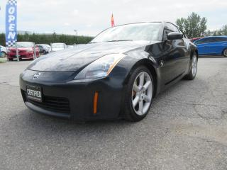Used 2004 Nissan 350Z 6 SPEED / BREMBRO BRAKES for sale in Newmarket, ON