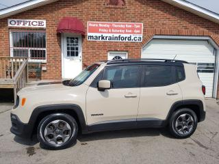 Used 2015 Jeep Renegade North for sale in Bowmanville, ON