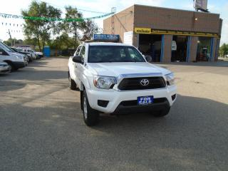 Used 2015 Toyota Tacoma Double Cab SR5 4X4 for sale in North York, ON