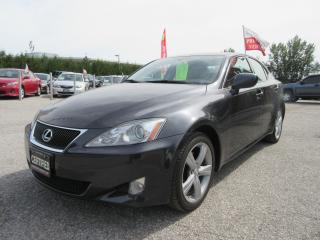 Used 2008 Lexus IS 250 AWD / EXCELLENT LEXUS SERVICE for sale in Newmarket, ON