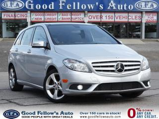 Used 2014 Mercedes-Benz B250 B 250 SPORTS TOURER, PANORAMIC ROOF, REARVIEW CAME for sale in Toronto, ON