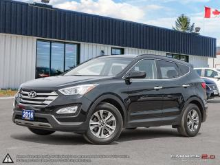 Used 2016 Hyundai Santa Fe Premium,ECO+SPORT,B.TOOTH,HEATED SEAT for sale in Barrie, ON