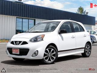 Used 2015 Nissan Micra SR,ON SALE NOW! for sale in Barrie, ON