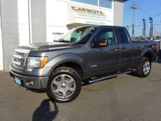 Used 2013 Ford F-150 XLT XTR 4x4, Super Cab 6.5 Box, P. Seat, Camera for sale in Langley, BC