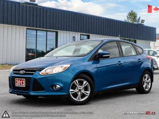 Used 2013 Ford Focus SE,B.TOOTH,HEATED SEATS,ACCIDENT FREE for sale in Barrie, ON