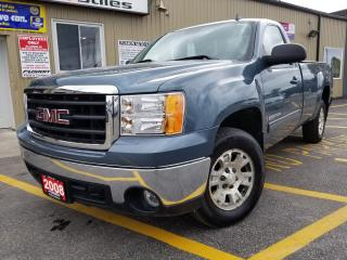 Used 2008 GMC Sierra 1500 SLE-SUPER LOW KM-4.8L-LOADED for sale in Tilbury, ON