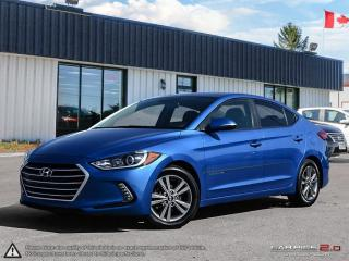 Used 2017 Hyundai Elantra SE,ECO+SPORT,REARVIEW CAM,LANE CHANGE SENSORS for sale in Barrie, ON