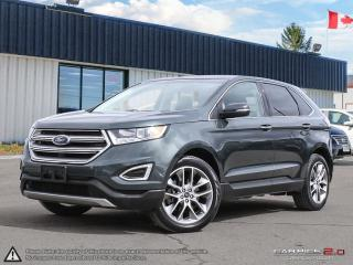 Used 2015 Ford Edge Titanium,ON SALE NOW! for sale in Barrie, ON