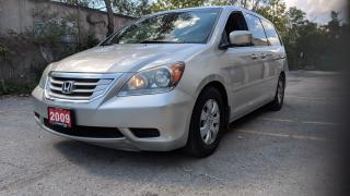 Used 2009 Honda Odyssey ODYSSEY EX|8 PASS|PWR DRS for sale in Mississauga, ON