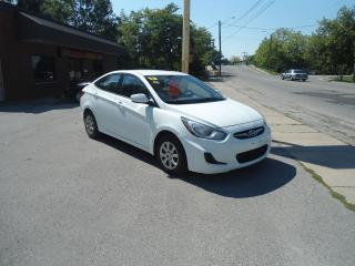 Used 2013 Hyundai Accent GLS for sale in St. Catharines, ON