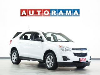 Used 2012 Chevrolet Equinox LT 4WD ALLOY WHEELS for sale in Toronto, ON