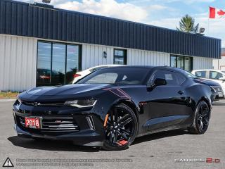 Used 2018 Chevrolet Camaro LT,LOW KMS,TOUR/SPORT MODES,PWR SUNROOF,B.TOOTH for sale in Barrie, ON