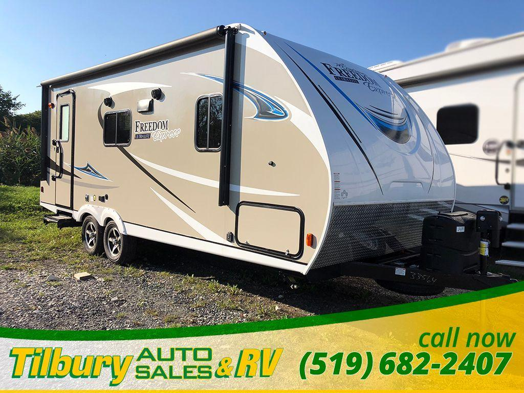 2019 Coachmen Rv Freedom Express Ultralite 204rd Tilbury Auto Camper Wiring Diagram