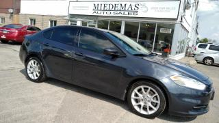 Used 2013 Dodge Dart SXT for sale in Mono, ON