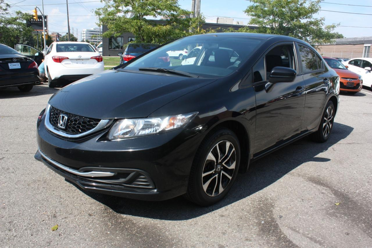 2014 Honda Civic EX | BACKUP CAMERA | SUNROOF | PUSH START