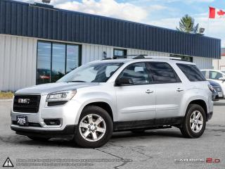 Used 2015 GMC Acadia SLE,ON SALE NOW! for sale in Barrie, ON