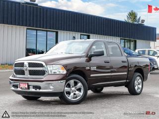 Used 2014 Dodge Ram 1500 ST,CREWCAB,4X4,TOW PKG,B.TOOTH for sale in Barrie, ON