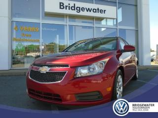 Used 2013 Chevrolet Cruze LT Turbo for sale in Hebbville, NS