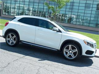 Used 2015 Mercedes-Benz GLA 250 PANOROOF|AMG|NAVI|REARCAM|DVD for sale in Toronto, ON