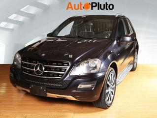 Used 2011 Mercedes-Benz ML 350 ML 350 BlueTEC for sale in North York, ON