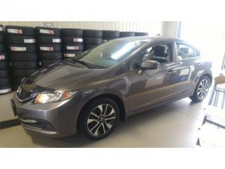 Used 2015 Honda Civic Ex . Toit for sale in Gatineau, QC