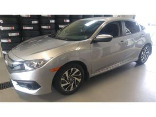 Used 2016 Honda Civic Ex . Toit for sale in Gatineau, QC