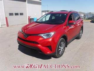 Used 2017 Toyota RAV4 LE 4D Utility FWD 2.5L for sale in Calgary, AB