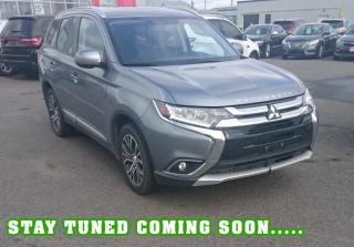 Used 2016 Mitsubishi Outlander ES | 4X4 | ROOF | 1 OWNER | REMOTE START for sale in London, ON