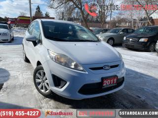 Used 2011 Ford Fiesta SE | HOME OF THE LOAN APPROVER for sale in London, ON