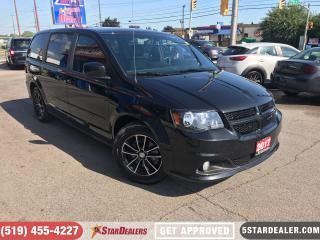 Used 2017 Dodge Grand Caravan GT | ONE OWNER | LEATHER | CAM for sale in London, ON