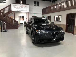 Used 2018 Alfa Romeo Stelvio Sport for sale in Concord, ON
