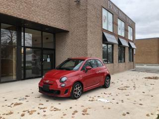 Used 2013 Fiat 500 Turbo for sale in Concord, ON