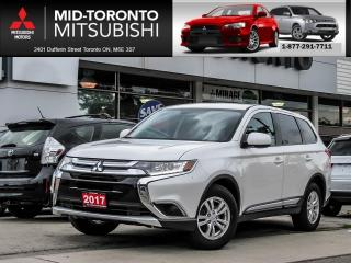Used 2017 Mitsubishi Outlander ES AWD Back Up Camera|Bluetooth|Alloys for sale in North York, ON