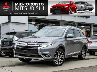 Used 2017 Mitsubishi Outlander ES Touring AWD|7 Passenger|Sunroof|Back Up Camera for sale in North York, ON