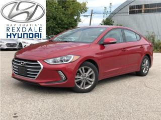 Used 2018 Hyundai Elantra GL SE, POWER SUN ROOF for sale in Toronto, ON
